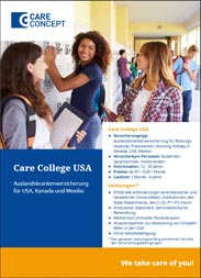 Highlight: Health insurance for language students USA